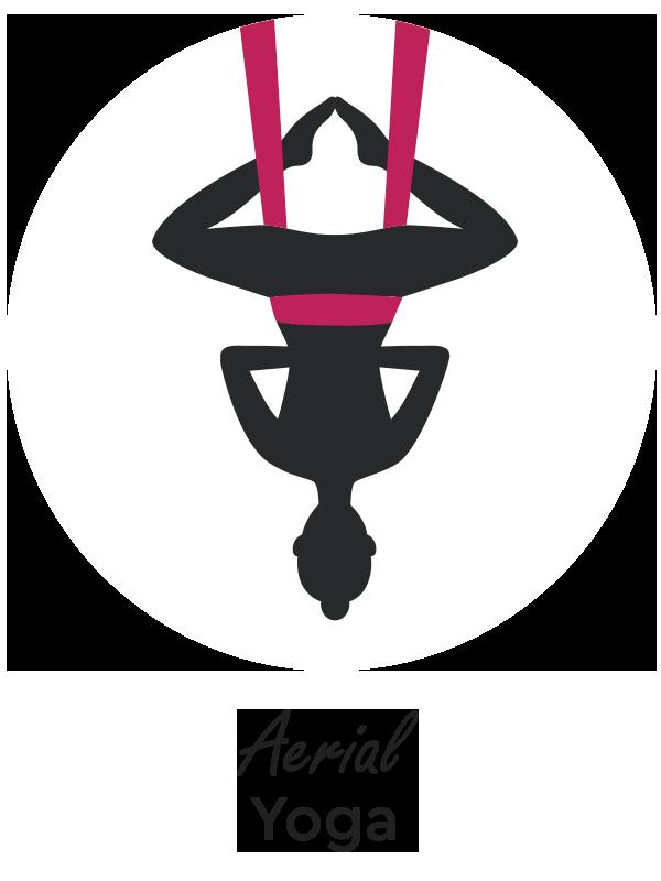 Aerial-yoga icon